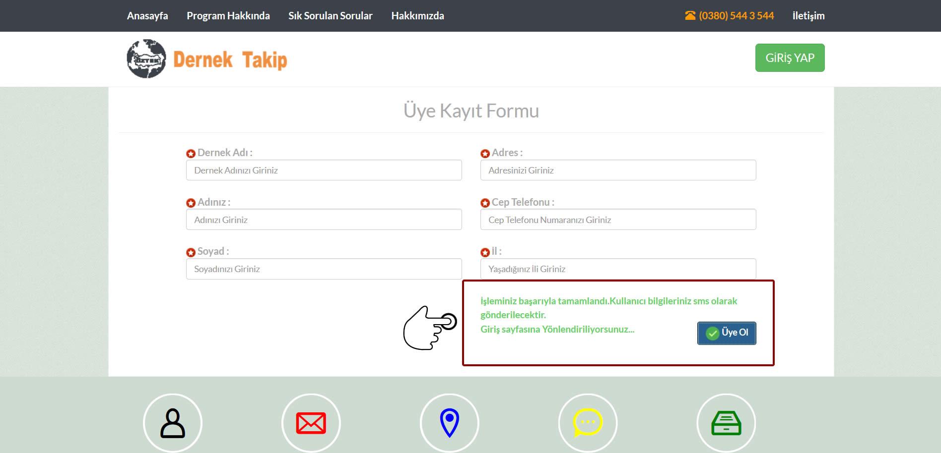 KOBİ'ler için online ön muhasebe programı